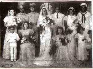 Braud+Broyard Wedding 1943