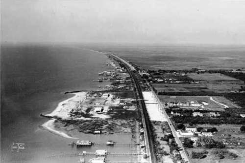 Lincoln Beach-1953