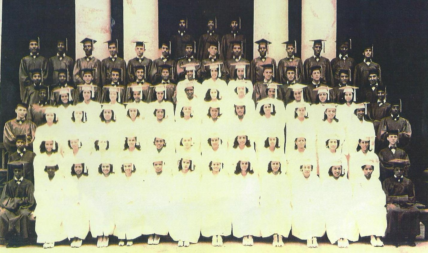 Xavier Prep-Class of 1944