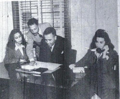 St. Bernard Project Personnel-1942