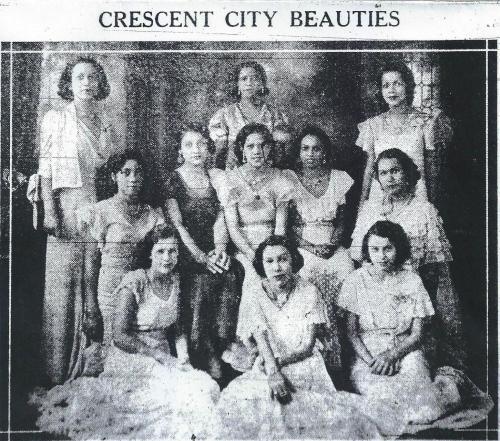 Crescent City Beauties-1934