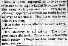 Soule House 29 Apr 1865 pg 2 end of article