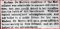 Soule House 29 Apr 1865 pg 2 mid of article
