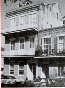 (Pierre) Soule Murat House