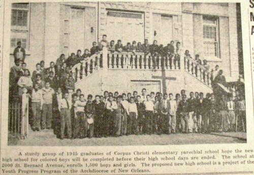 Corpus Christi Elementary School Hopefuls